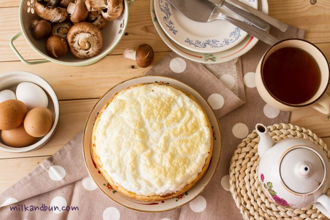 Chicken Meringue Pie