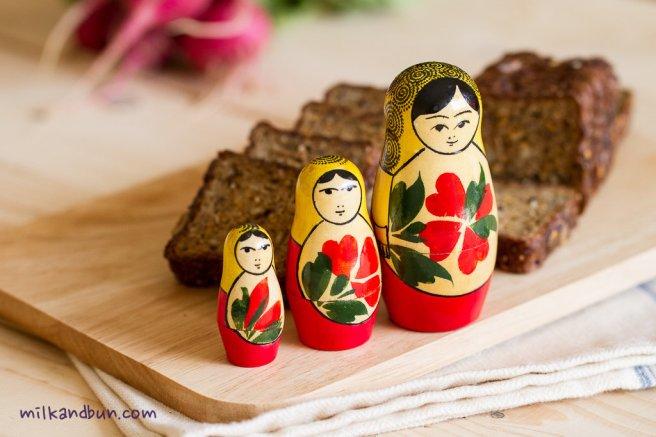 Russian matryoshki