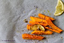 Aromatic carrot!