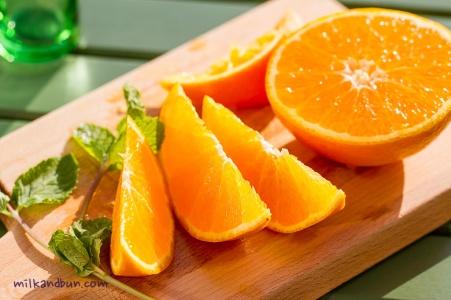 Sunny oranges