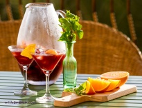 Great cocktail for outdoors