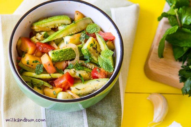 Veg salad-1