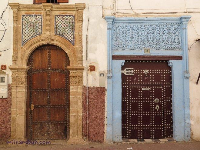 Stunning Rabat Doors