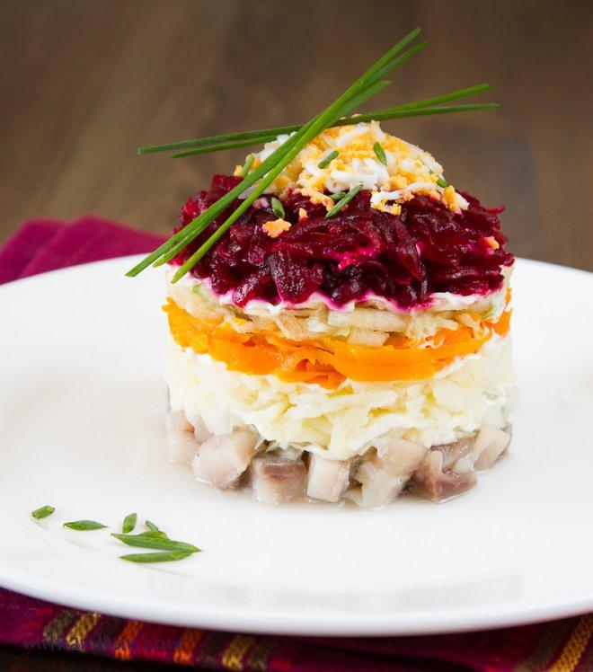 Shuba Salad