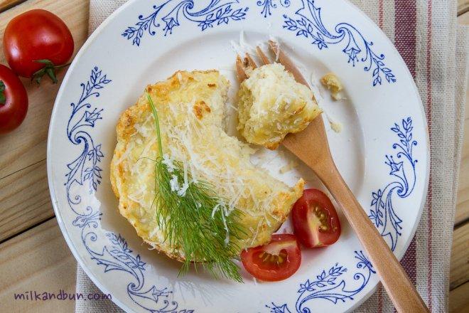 Fish Souffle
