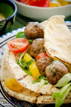#10 Arabian meatballs