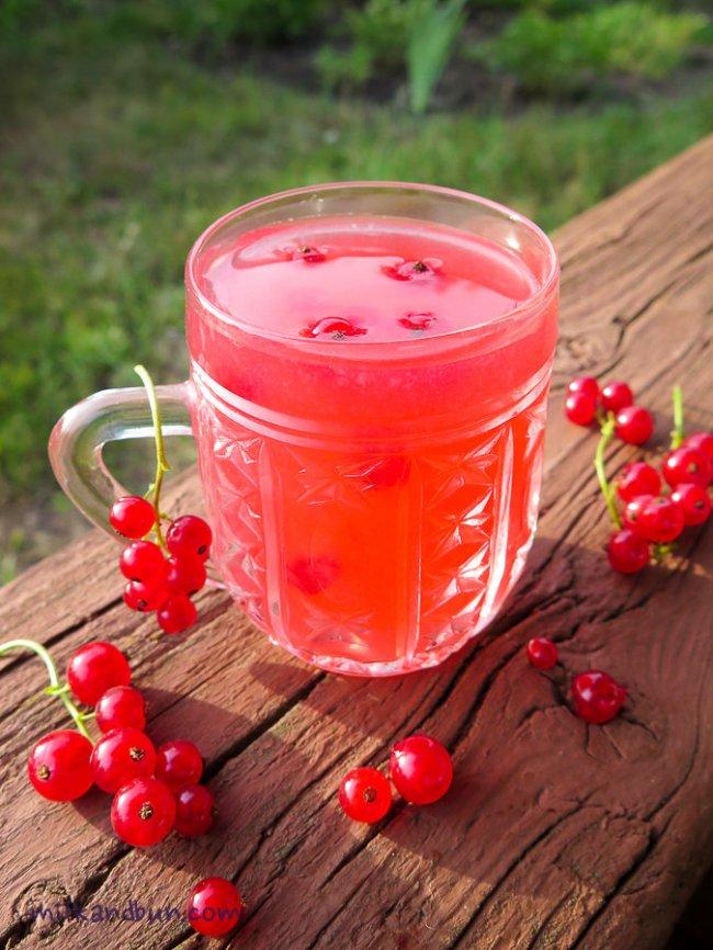 Kisel-Russian sweet drink