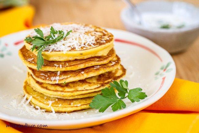 Pumpkin/squash pancakes