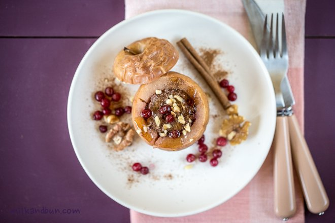 Baked apples-2