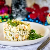 Russian Winter Salad (Olivier salad)